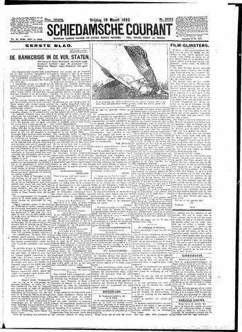 Schiedamsche Courant 1933-03-10