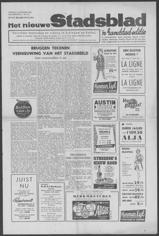 Het Nieuwe Stadsblad 1960-09-16