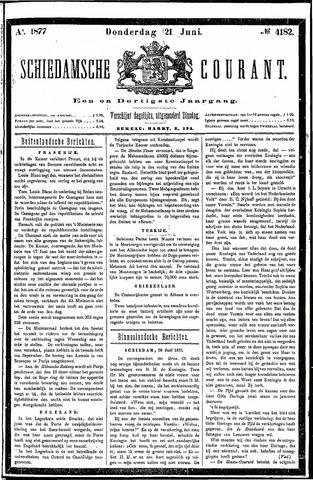 Schiedamsche Courant 1877-06-21