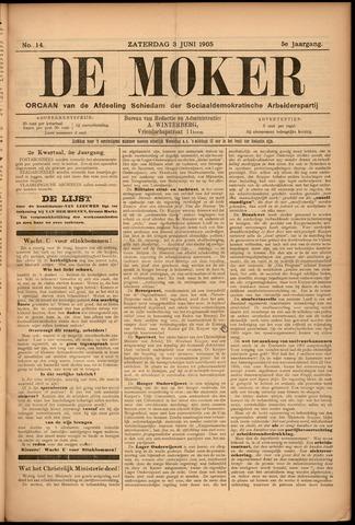 De Moker 1905-06-03