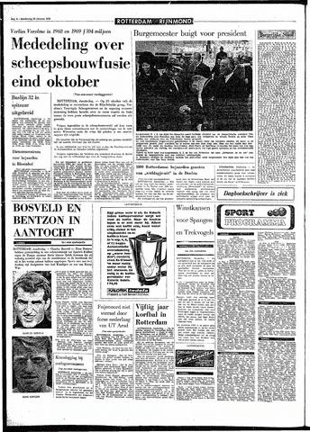 Rotterdamsch Parool / De Schiedammer 1970-10-22