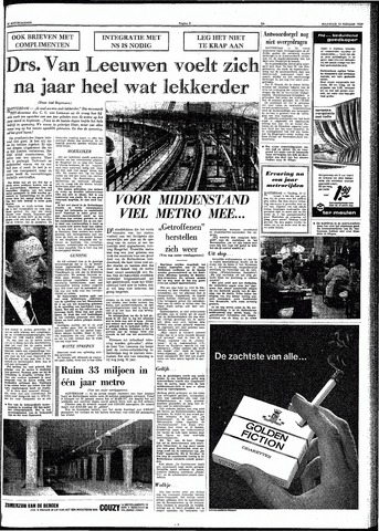 Trouw / De Rotterdammer 1969-02-10