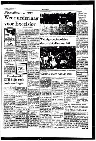 Het Vrije volk 1969-11-03
