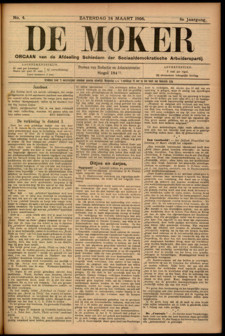 De Moker 1906-03-24