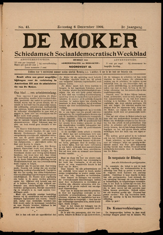 De Moker 1902-12-06