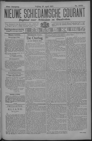 Nieuwe Schiedamsche Courant 1917-04-27