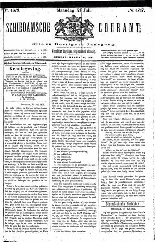 Schiedamsche Courant 1879-07-21