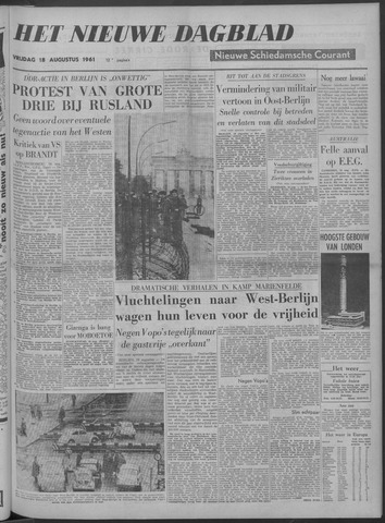 Nieuwe Schiedamsche Courant 1961-08-18