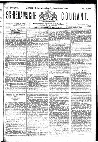 Schiedamsche Courant 1898-12-05