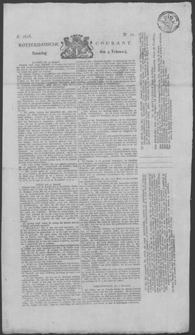 Rotterdamse Courant 1826-02-04