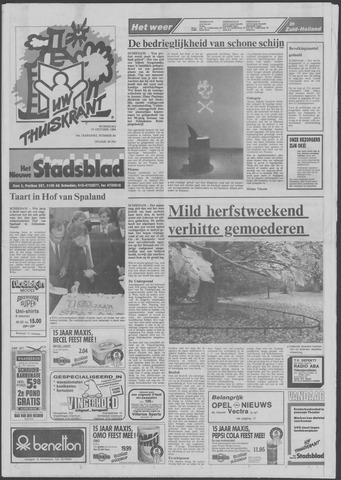 Het Nieuwe Stadsblad 1988-10-19