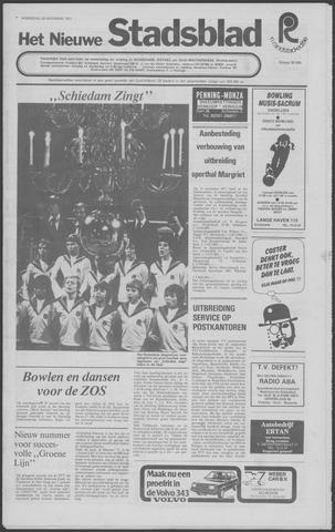 Het Nieuwe Stadsblad 1977-12-28