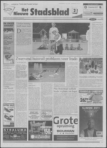 Het Nieuwe Stadsblad 2002-07-04