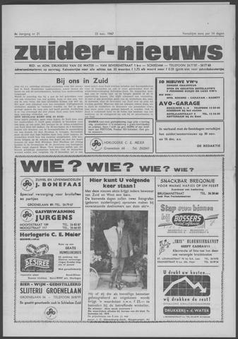 Zuider Nieuws 1967-11-23
