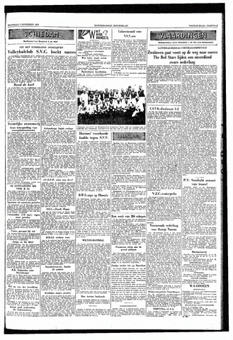 Rotterdamsch Nieuwsblad / Schiedamsche Courant / Rotterdams Dagblad / Waterweg / Algemeen Dagblad 1953-11-02