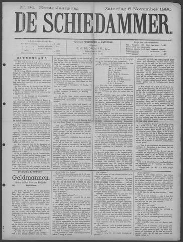 De Schiedammer 1890-11-08