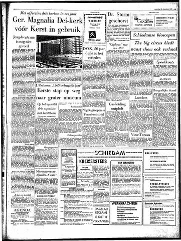 Rotterdamsch Parool / De Schiedammer 1963-12-21