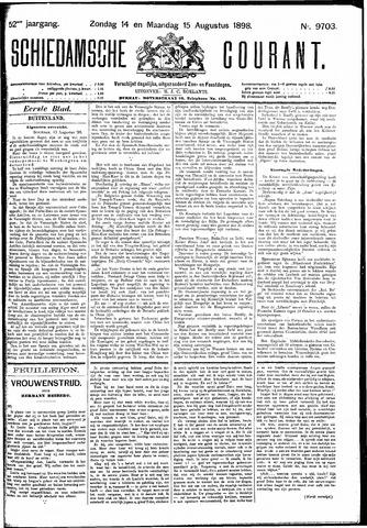 Schiedamsche Courant 1898-08-15