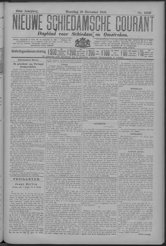 Nieuwe Schiedamsche Courant 1918-12-16