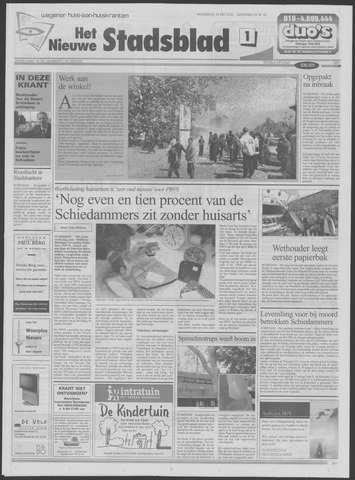 Het Nieuwe Stadsblad 2002-05-29