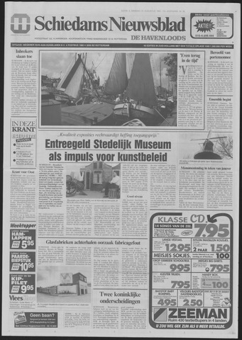 De Havenloods 1993-08-31