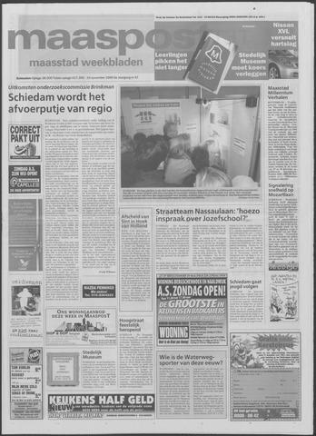Maaspost / Maasstad / Maasstad Pers 1999-11-24