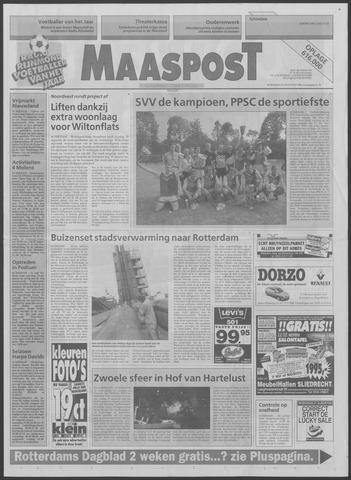 Maaspost / Maasstad / Maasstad Pers 1996-08-21