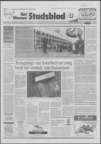 Het Nieuwe Stadsblad 2001-09-19