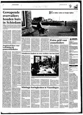 Rotterdamsch Nieuwsblad / Schiedamsche Courant / Rotterdams Dagblad / Waterweg / Algemeen Dagblad 1998-11-23