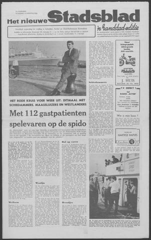 Het Nieuwe Stadsblad 1968-08-14