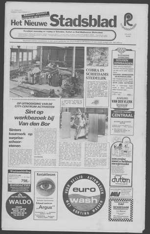 Het Nieuwe Stadsblad 1973-11-09