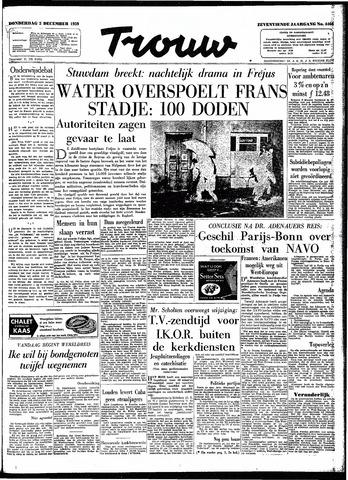 Trouw / De Rotterdammer 1959-12-03