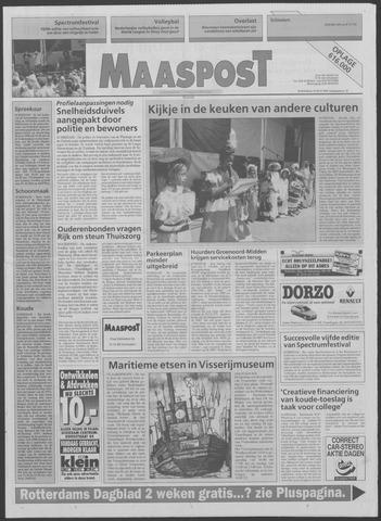 Maaspost / Maasstad / Maasstad Pers 1996-06-19
