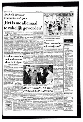 Het Vrije volk 1969-06-14