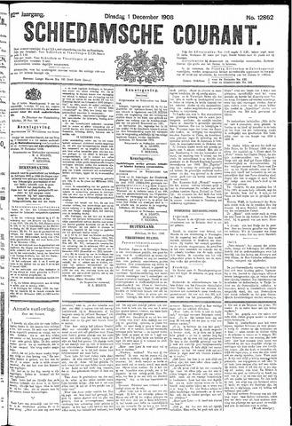 Schiedamsche Courant 1908-12-01
