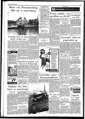 Rotterdamsch Parool / De Schiedammer 1962-03-13