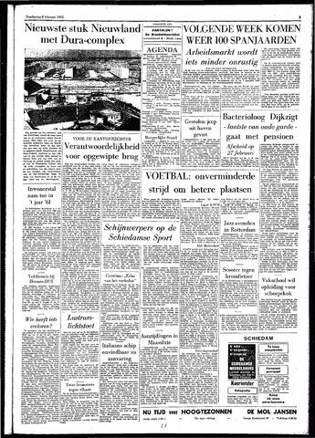 Rotterdamsch Parool / De Schiedammer 1962-02-08