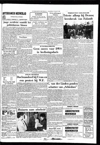 Rotterdamsch Nieuwsblad / Schiedamsche Courant / Rotterdams Dagblad / Waterweg / Algemeen Dagblad 1965-03-08
