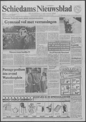 Schiedams Nieuwsblad 1981-10-21