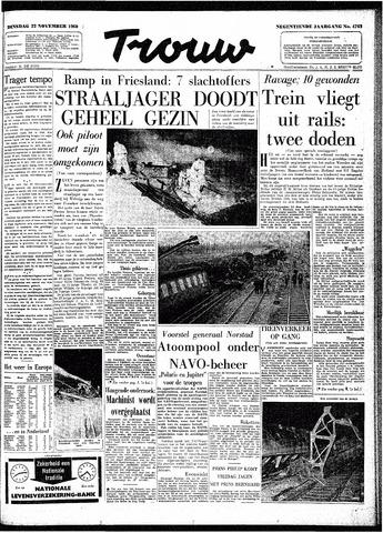 Trouw / De Rotterdammer 1960-11-22