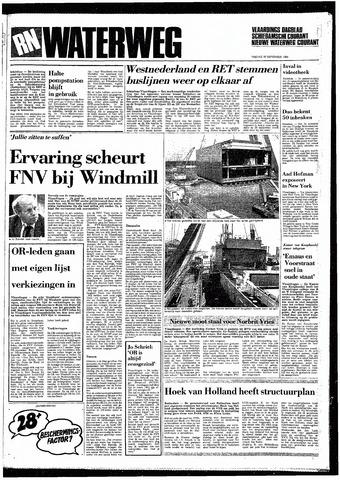 Rotterdamsch Nieuwsblad / Schiedamsche Courant / Rotterdams Dagblad / Waterweg / Algemeen Dagblad 1985-09-20