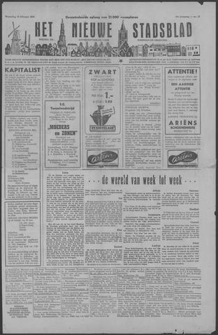 Het Nieuwe Stadsblad 1958