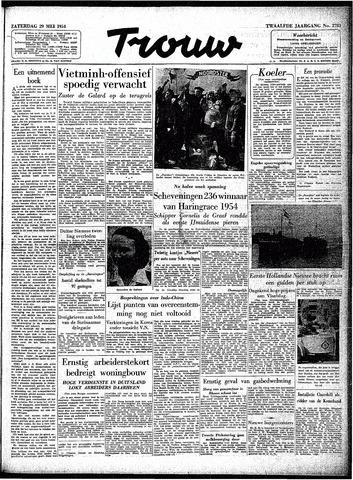 Trouw / De Rotterdammer 1954-05-29