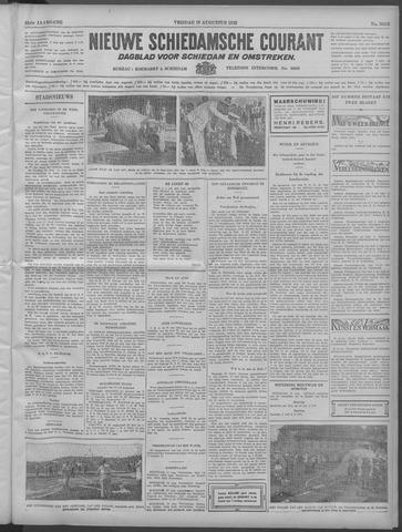 Nieuwe Schiedamsche Courant 1932-08-19