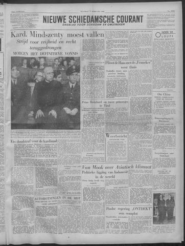 Nieuwe Schiedamsche Courant 1949-02-07