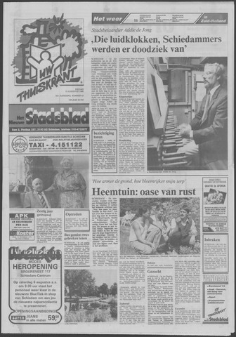Het Nieuwe Stadsblad 1988-08-05