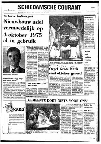 Rotterdamsch Nieuwsblad / Schiedamsche Courant / Rotterdams Dagblad / Waterweg / Algemeen Dagblad 1974-09-26