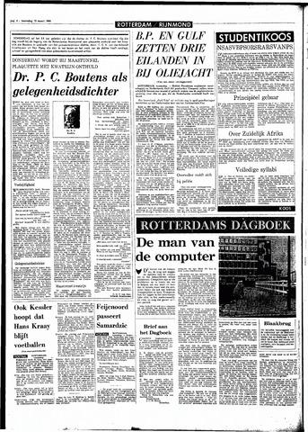 Rotterdamsch Parool / De Schiedammer 1968-03-13