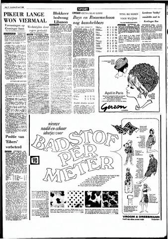 Rotterdamsch Parool / De Schiedammer 1966-04-25