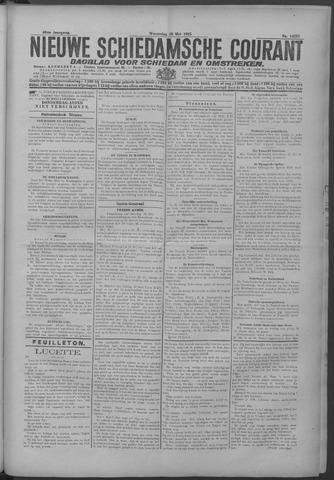 Nieuwe Schiedamsche Courant 1925-05-20